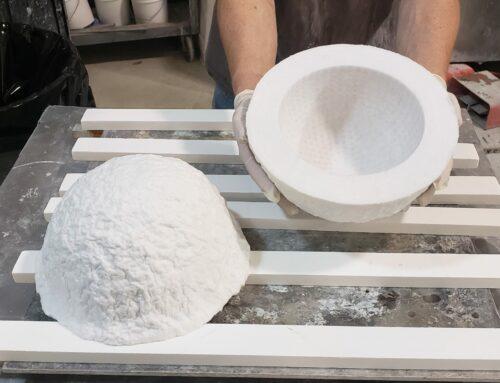 3D Printing at ZIRCAR Ceramics!